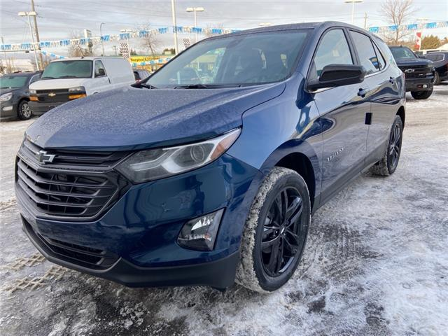 2021 Chevrolet Equinox LT (Stk: M162) in Thunder Bay - Image 1 of 21