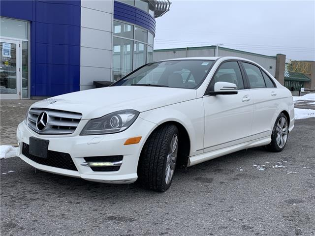 2012 Mercedes-Benz C-Class Base (Stk: A0485) in Ottawa - Image 1 of 10