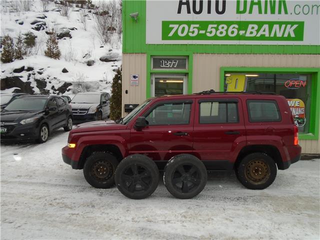 2015 Jeep Patriot Sport/North (Stk: ) in Sudbury - Image 1 of 5