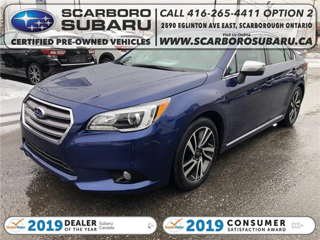 2017 Subaru Legacy Sport Technology (Stk: H3016681) in Scarborough - Image 1 of 17
