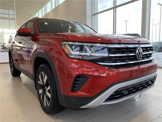 2020 Volkswagen Atlas Cross Sport 2.0 TSI Trendline (Stk: 70136) in Saskatoon - Image 1 of 16
