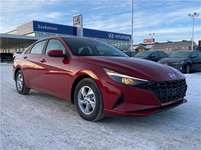 2021 Hyundai Elantra ESSENTIAL (Stk: 50142) in Saskatoon - Image 1 of 9