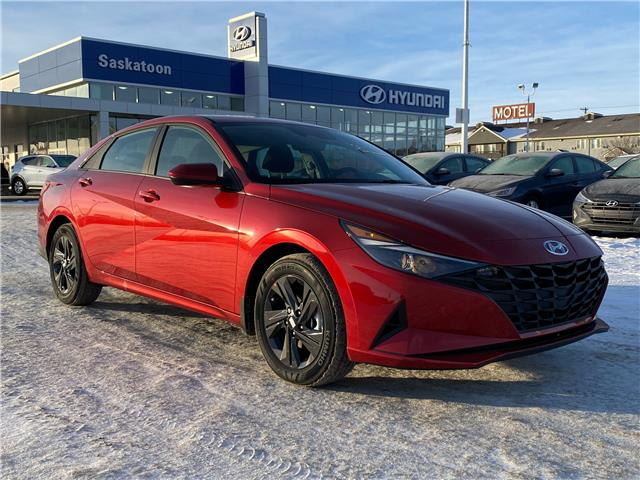2021 Hyundai Elantra Preferred (Stk: 50145) in Saskatoon - Image 1 of 8