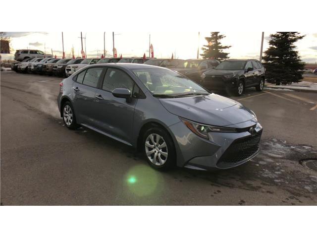 2021 Toyota Corolla LE (Stk: 210249) in Calgary - Image 1 of 24