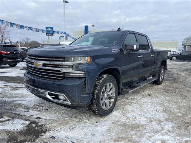 2021 Chevrolet Silverado 1500 High Country (Stk: M181) in Thunder Bay - Image 1 of 20