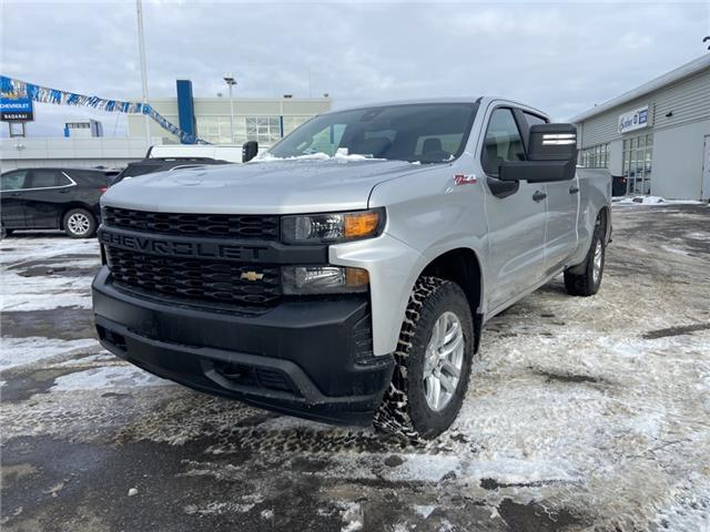 2021 Chevrolet Silverado 1500 Work Truck (Stk: M163) in Thunder Bay - Image 1 of 22