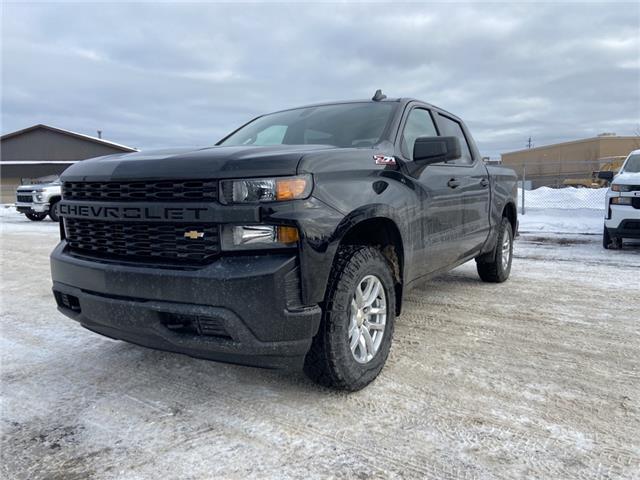 2021 Chevrolet Silverado 1500 Work Truck (Stk: M158) in Thunder Bay - Image 1 of 21
