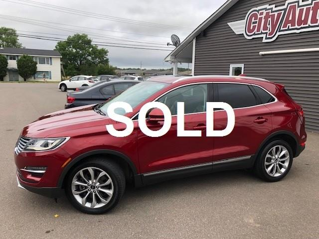 2017 Lincoln MKC Select (Stk: ) in Sussex - Image 1 of 29