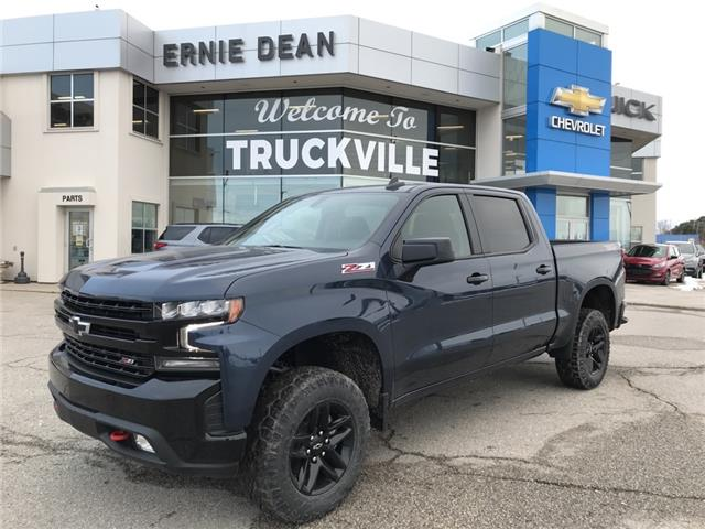 2021 Chevrolet Silverado 1500 LT Trail Boss (Stk: 15632) in Alliston - Image 1 of 20