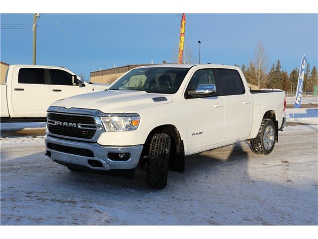 2021 RAM 1500 Big Horn (Stk: MT018) in Rocky Mountain House - Image 1 of 30