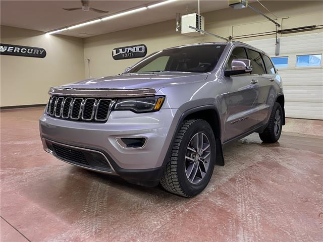 2017 Jeep Grand Cherokee Limited 1C4RJFBG8HC717080 N21-2A in Nipawin