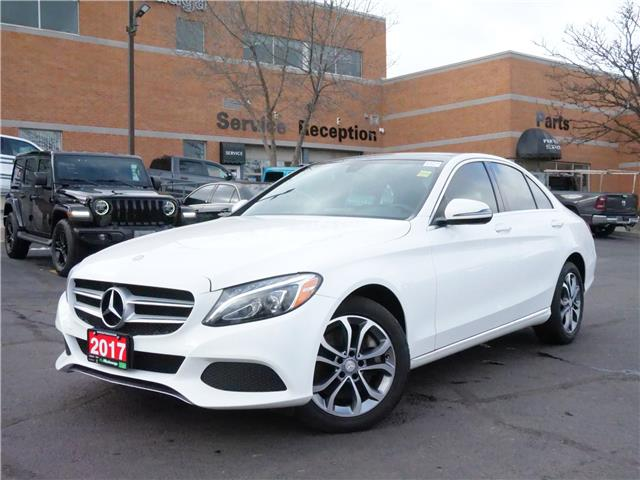 2017 Mercedes-Benz C-Class Base (Stk: 1279) in Mississauga - Image 1 of 24