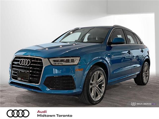 2017 Audi Q3 2.0T Technik (Stk: P8666) in Toronto - Image 1 of 25