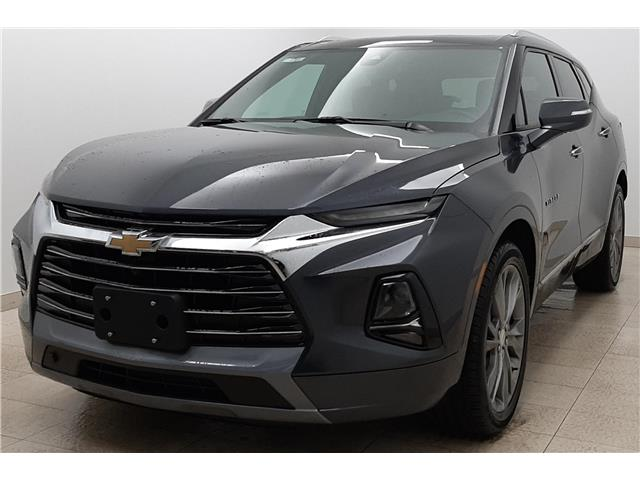 2021 Chevrolet Blazer Premier (Stk: 11764) in Sudbury - Image 1 of 13