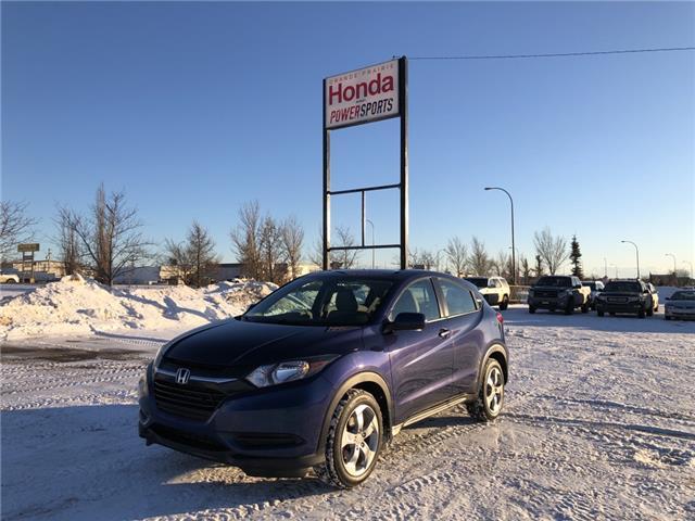 2017 Honda HR-V LX (Stk: 20-101A) in Grande Prairie - Image 1 of 25