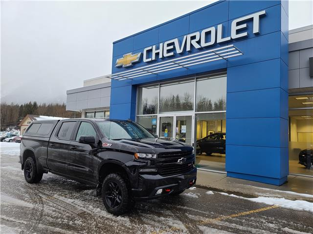 2019 Chevrolet Silverado 1500 LT Trail Boss (Stk: 37429L) in Fernie - Image 1 of 11