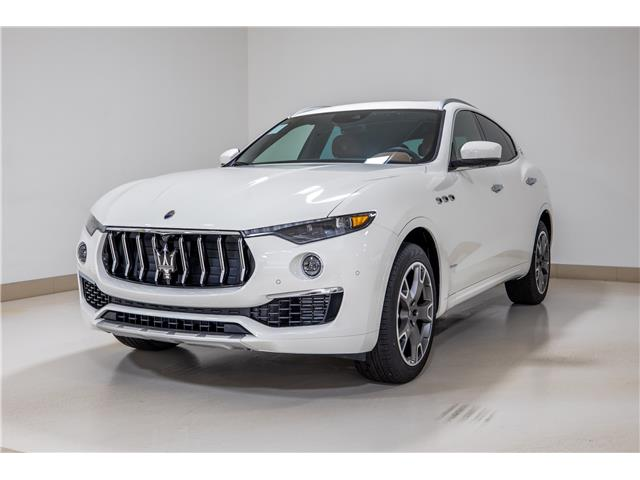 2021 Maserati Levante GranLusso (Stk: 1009MC) in Calgary - Image 1 of 22