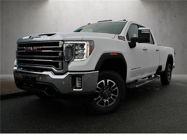 2021 GMC Sierra 3500HD SLT (Stk: 218-8235) in Chilliwack - Image 1 of 10