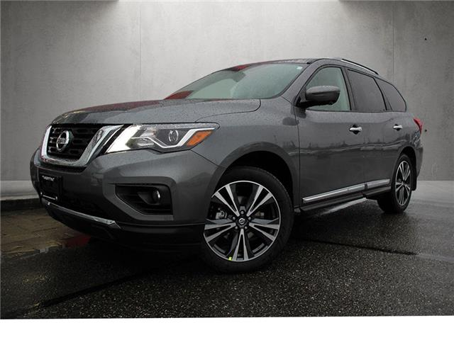 2020 Nissan Pathfinder Platinum (Stk: N06-8064) in Chilliwack - Image 1 of 9