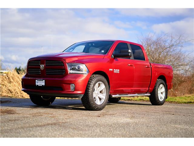 2014 RAM 1500 Sport (Stk: VW1192A) in Vancouver - Image 1 of 21