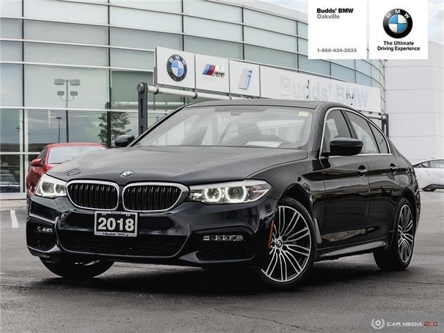2018 BMW 530i xDrive (Stk: B915549A) in Oakville - Image 1 of 27