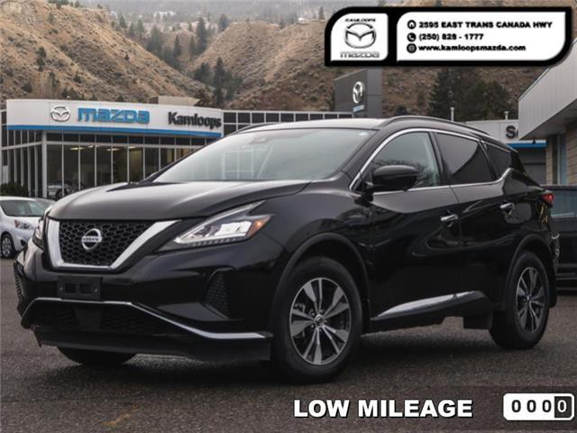 2020 Nissan Murano SV (Stk: P3376) in Kamloops - Image 1 of 38