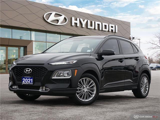 2021 Hyundai Kona 2.0L Preferred (Stk: 96864) in London - Image 1 of 27