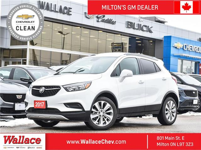 2017 Buick Encore Preferred Low KM, No Acc. Backup Cam, Power Htd st (Stk: PL5356) in Milton - Image 1 of 23