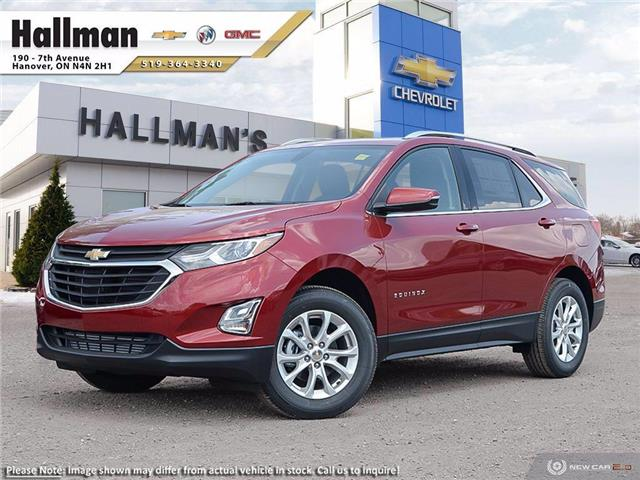 2021 Chevrolet Equinox LT (Stk: D21099) in Hanover - Image 1 of 23