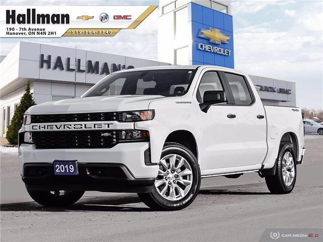 2019 Chevrolet Silverado 1500 Custom (Stk: 21121A) in Hanover - Image 1 of 27