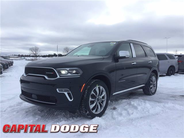 2021 Dodge Durango Citadel (Stk: M00171) in Kanata - Image 1 of 27