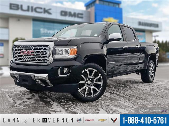 2018 GMC Canyon Denali (Stk: P20699) in Vernon - Image 1 of 26