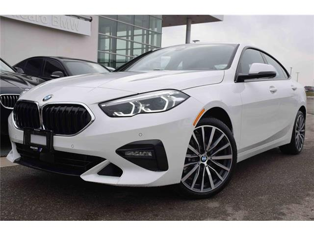 2021 BMW 228i xDrive Gran Coupe (Stk: 1G76741) in Brampton - Image 1 of 11