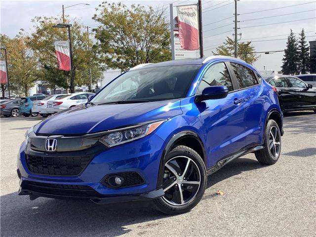 2021 Honda HR-V Sport (Stk: 21210) in Barrie - Image 1 of 27