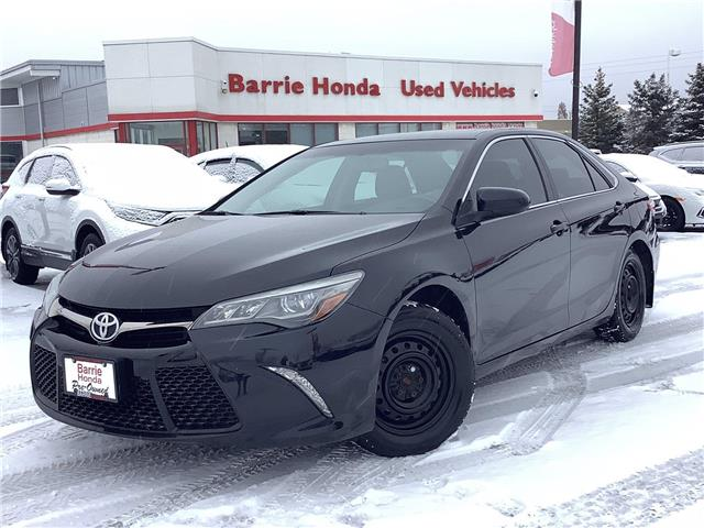 2015 Toyota Camry XSE V6 (Stk: U15527) in Barrie - Image 1 of 29