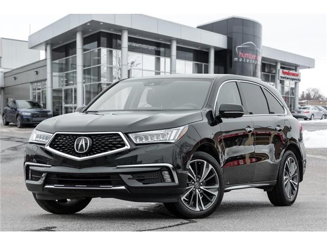 2020 Acura MDX Tech Plus (Stk: 02498) in Mississauga - Image 1 of 28