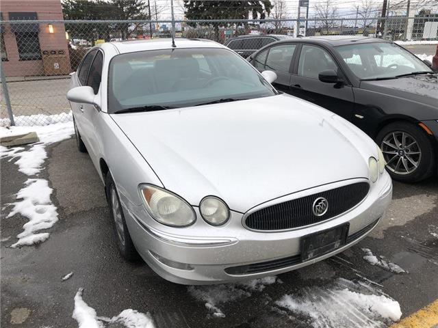 2005 Buick Allure CXL (Stk: 2G4WJ5) in Toronto - Image 1 of 1
