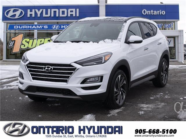 2021 Hyundai Tucson Ultimate (Stk: 378511) in Whitby - Image 1 of 21
