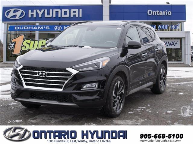 2021 Hyundai Tucson Ultimate (Stk: 381237) in Whitby - Image 1 of 21