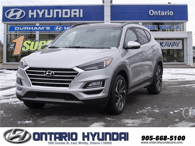 2021 Hyundai Tucson Ultimate (Stk: 384945) in Whitby - Image 1 of 21