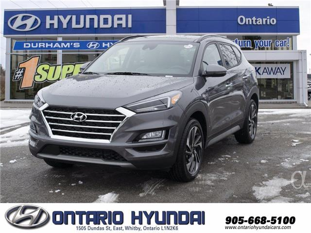 2021 Hyundai Tucson Ultimate (Stk: 377981) in Whitby - Image 1 of 21