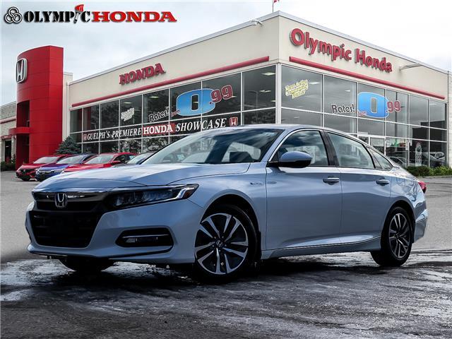 2019 Honda Accord Hybrid Touring (Stk: U2260) in Guelph - Image 1 of 25
