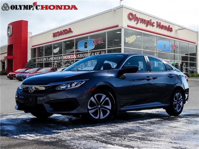 2018 Honda Civic LX (Stk: U2263) in Guelph - Image 1 of 22