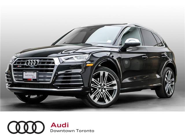 2018 Audi SQ5 3.0T Technik (Stk: P4170) in Toronto - Image 1 of 30