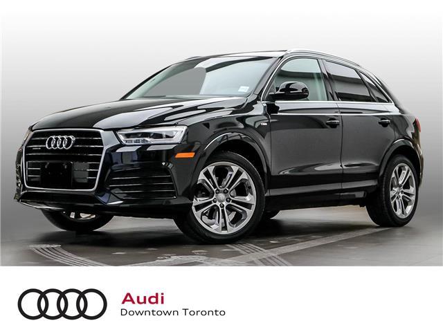 2017 Audi Q3 2.0T Technik (Stk: P4174) in Toronto - Image 1 of 29