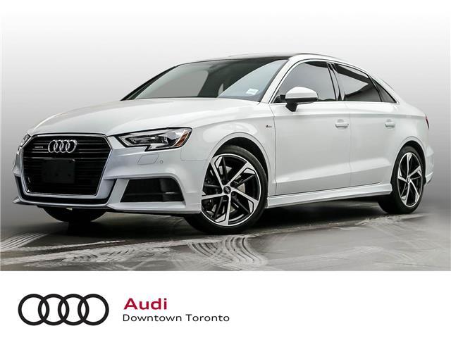 2019 Audi A3 45 Progressiv (Stk: P4178) in Toronto - Image 1 of 29