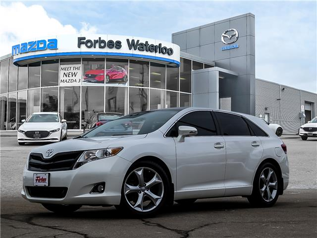 2016 Toyota Venza Base V6 (Stk: T7143A) in Waterloo - Image 1 of 25