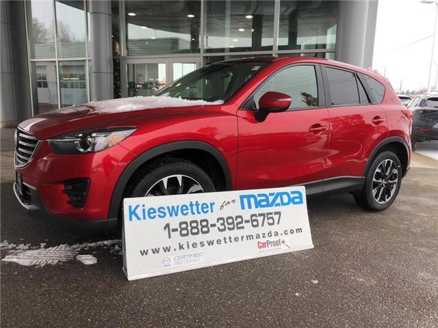 2016 Mazda CX-5  (Stk: 36802A) in Kitchener - Image 1 of 30