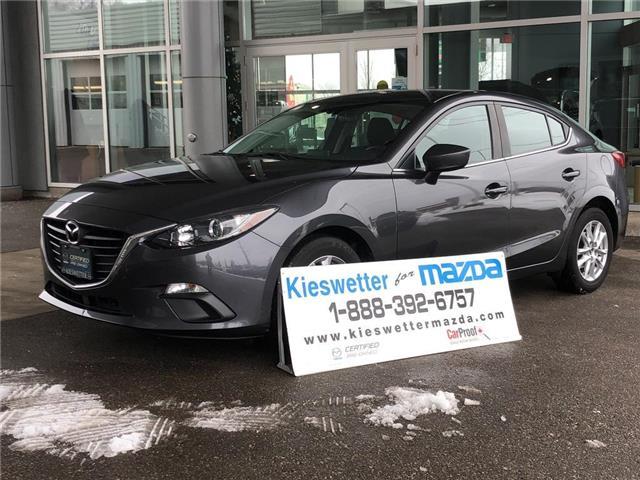 2016 Mazda Mazda3 GS (Stk: 37200A) in Kitchener - Image 1 of 28