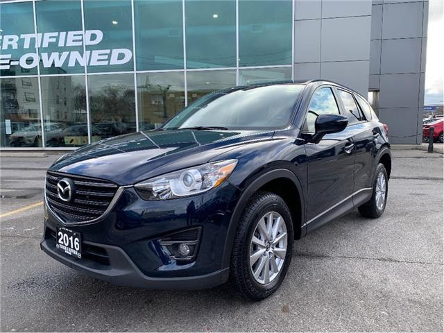 2016 Mazda CX-5 GS (Stk: 21312A) in Toronto - Image 1 of 26